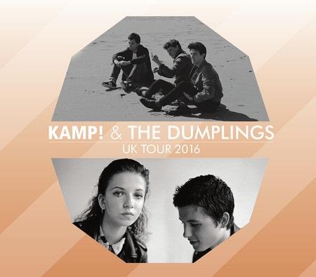 Kamp! i The Dumplings w Dublinie