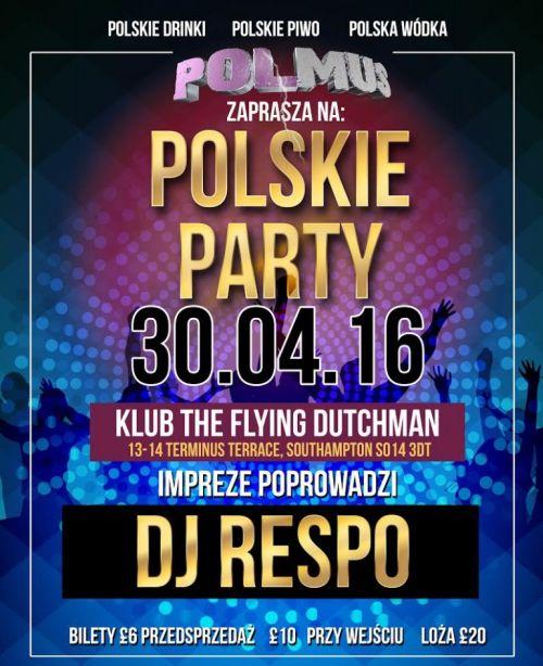 Polskie Party w Southampton