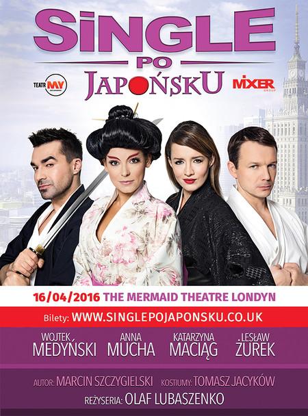 'Single po Japońsku' w Dublinie