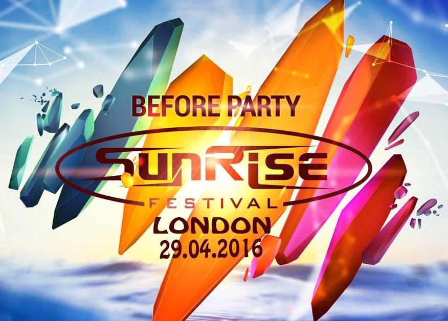 Before SunRise Festival w Londynie!