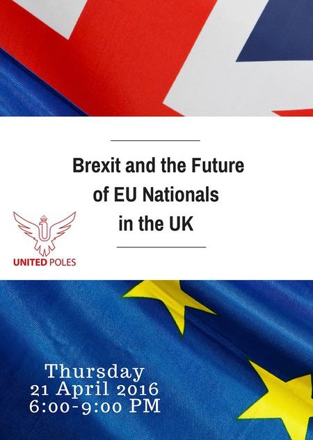Brexit i przyszłość obywateli UE w UK