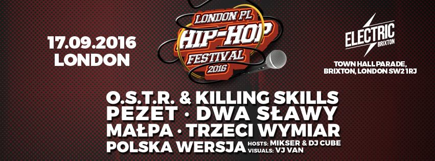 London Hip Hop Festival 2016