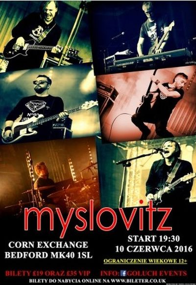 Myslowitz w Bedford