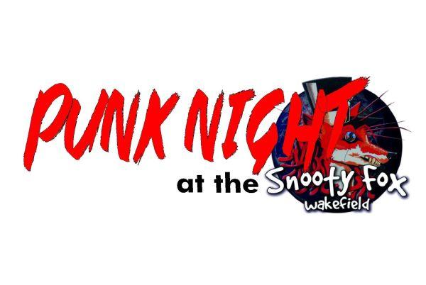 Punk Night w Wakefield!