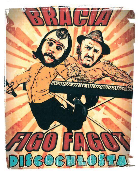 Bracia Figo Fagot w Manchesterze