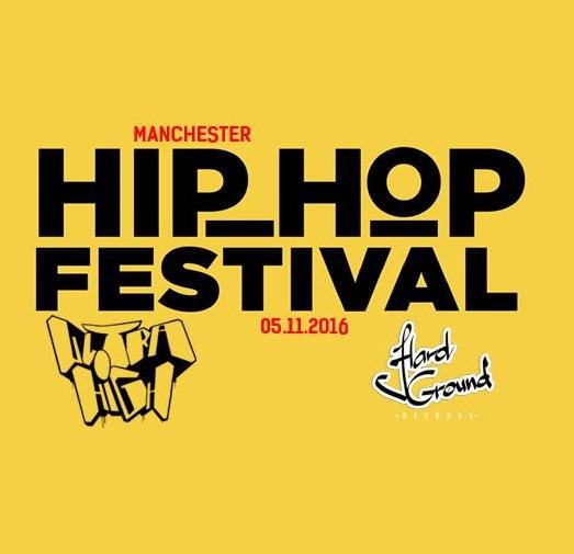 Hip Hop Festival w Manchesterze