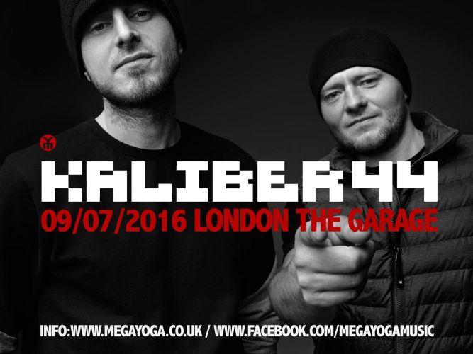 Kaliber 44 w Londynie