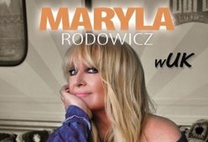 Maryla Rodowicz w Manchesterze