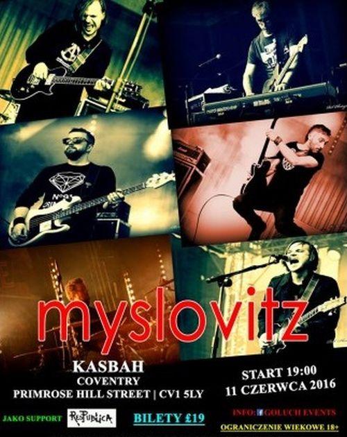 Myslowitz w Coventry