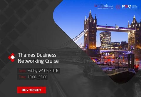 Networking Biznesowy na Tamizie