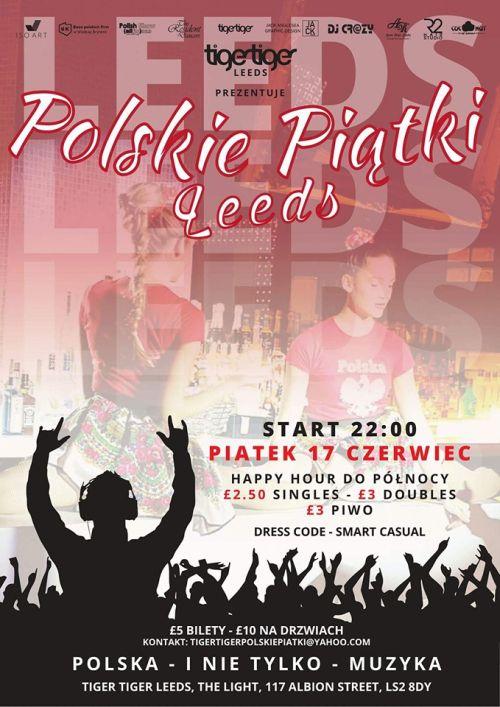 Polskie Piątki w Leeds