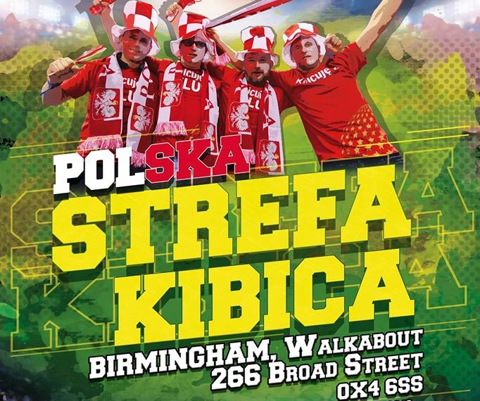Strefa Kibica w Birmingham