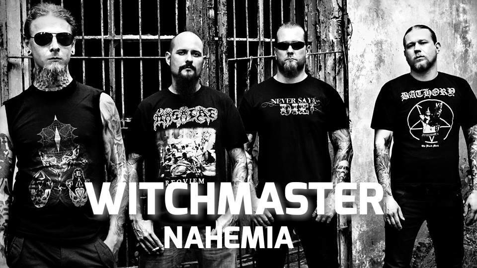 Witchmaster & Nahemia w Londynie