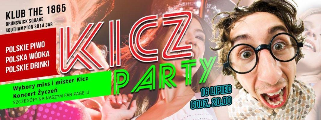 Kicz Party w Southampton