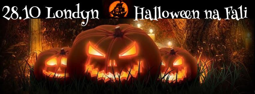 Halloween na Statku z Warsaw Shore w Londynie