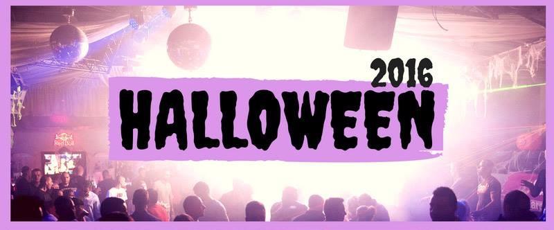 Halloween 2016 - Blood like Lemonade 2 w Londynie