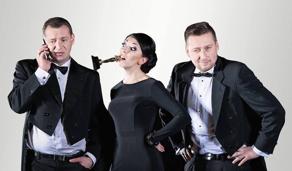 Kabaret Nowaki w Leicester