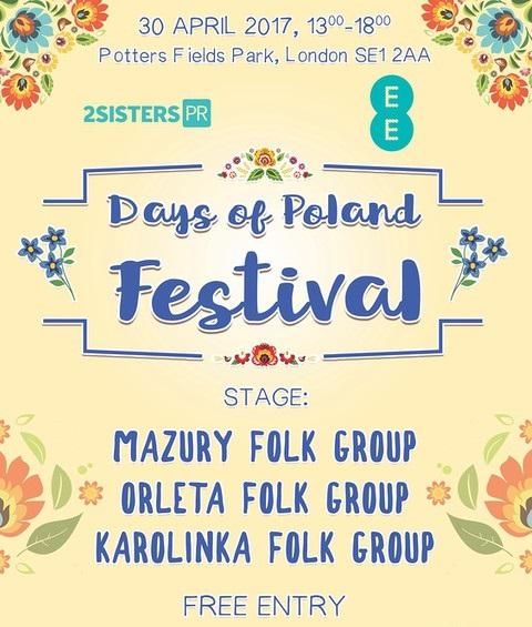 Days of Poland Festival 2017