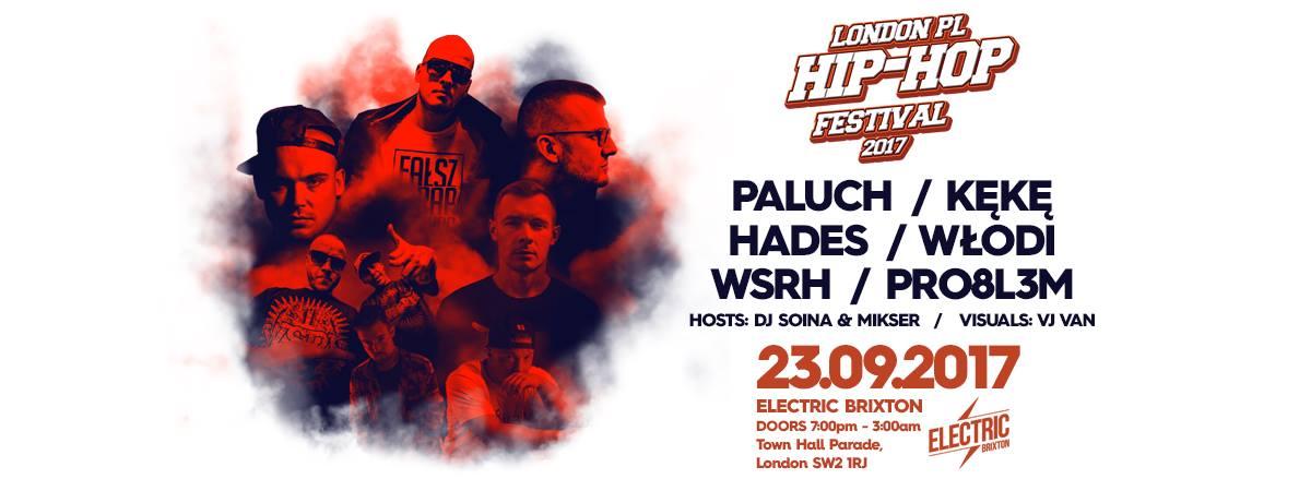 London.pl Hip Hop Festival 2017