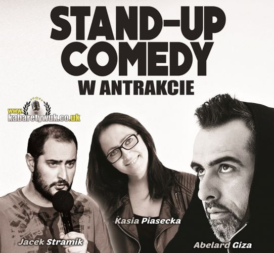 Stand-Up Comedy w Cambridge