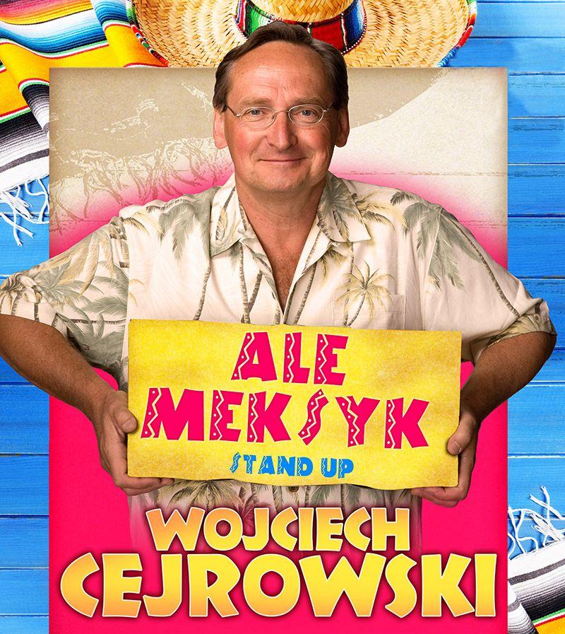 Stand-Up Wojciecha Cejrowskiego w Northampton