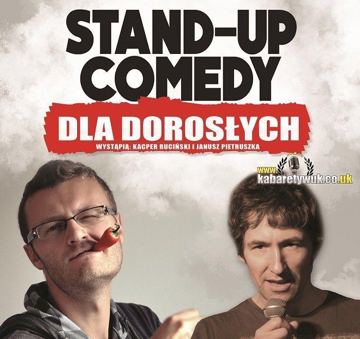 Stand-Up Comedy dla dorosłych w Bristolu