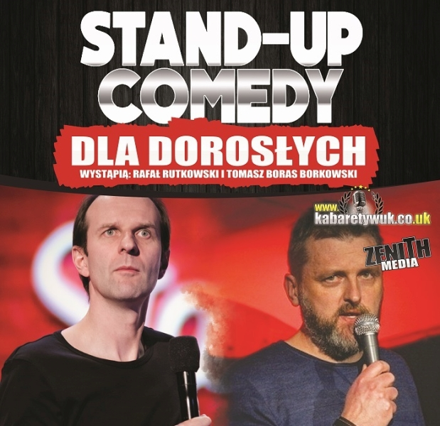 Stand-Up Comedy dla dorosłych w Warrington