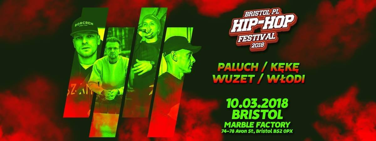 Bristol.PL Hip Hop Festival 2018