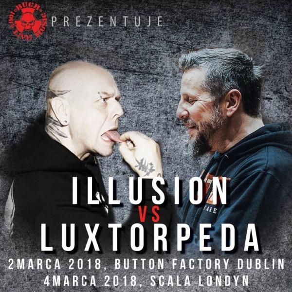 Illusion w Londynie