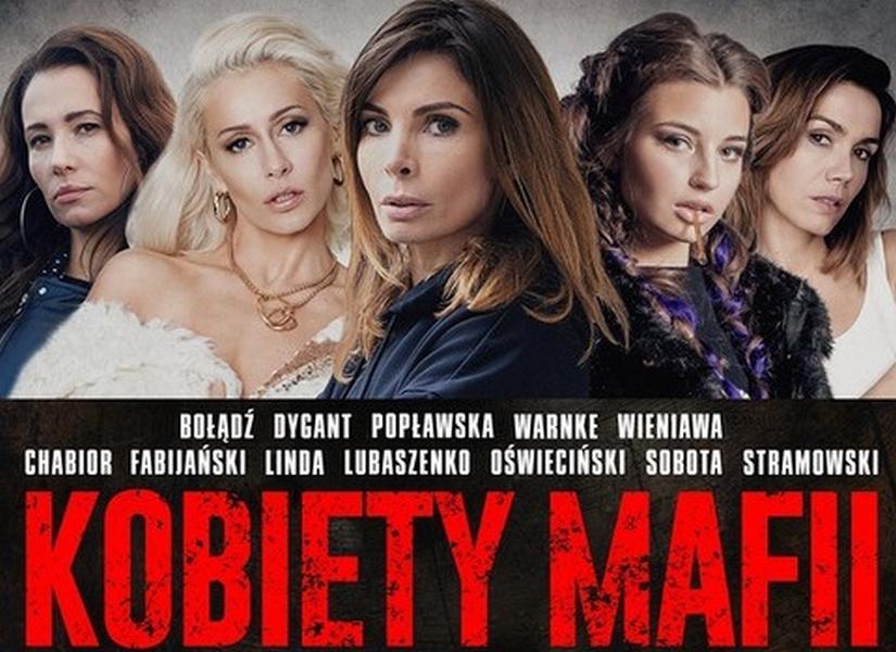 Film 'Kobiety Mafii' w UK!