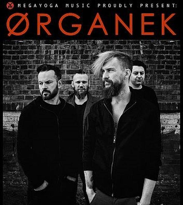 Organek w Londynie