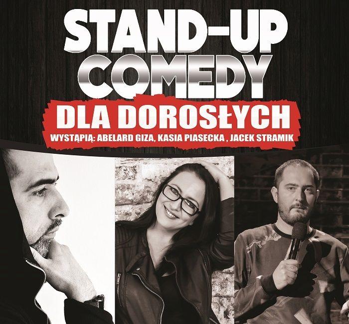 Stand-Up Comedy dla dorosłych w Cambridge